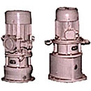 Chemical Inline Gear Motors