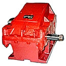 Crane Parallel Shaft Gear Speed Reducers