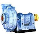 Heavy Duty Lined Slurry Pumps