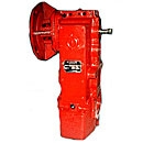 Crane Vertical Gear Speed Reducers