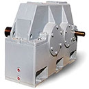 Helical Gear Speed Reducers