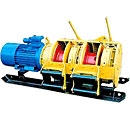 Electric Scraper Winches