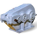 Parallel Shafts Novikov Gear Speed Reducers